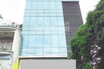 Cho thuê tòa nhà gần Võ Văn Tần, quận 3, DT 1600m2 có hầm, mới hiện đại giá 540 triệu/tháng