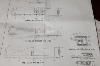 Bán tòa nhà hầm + 6 lầu mặt tiền đường 3/2, Q. 11. Giá giảm sau dịch