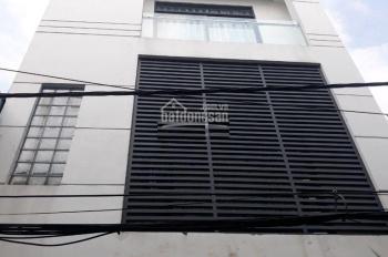 Nhà hẻm an ninh quy hoạch đều đường Bình Tiên, (4,8x12m), 2L mới đẹp, nội thất cao cấp
