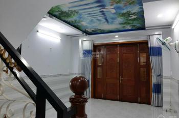 Bán nhà 3 lầu: 4*13m Trần Thánh Tông, P15, Tân Bình. Giá 5 tỷ 350tr TL