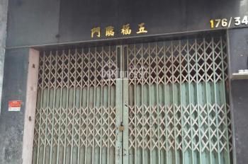 Nhà hẻm xe hơi 5m đường Bà Hom đối diện chợ Phú Lâm, (4x15m), vuông vức, 1L tiện sửa chữa