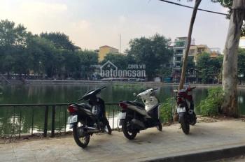 Bán gấp nhà phố Hương Viên, quận Hai Bà Trưng, 4 tầng, giá 3.7 tỷ