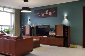 Cần bán căn góc 3PN, tầng cao thiết kế tuyệt đẹp nội thất cao cấp Petroland Quận 2
