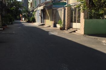 Nhà khu an ninh yên tĩnh Cư Xá Phú Lâm D, (3,7x17m), gần chợ, trường học, 2L - ST mới tinh