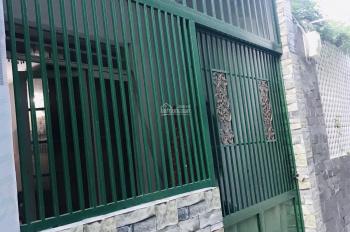 Bán nhà hẻm 70 đường 339, Phước Long B, DT 42,5m2, giá chỉ 2,7 tỷ, bank cho vay, LH 0944979686
