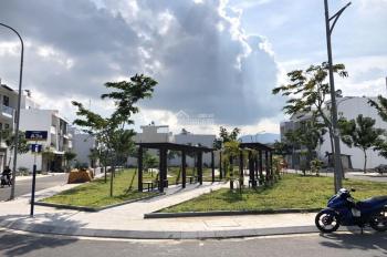 Bán nhanh lô góc 2 mặt tiền đường A3A KĐT VCN Phước Long 1 giá chỉ 36 tr/m2