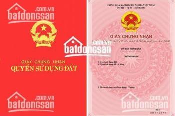 Bán đất mặt phố Dịch Vọng Hậu, Trần Thái Tông, DT 550m2, MT 16m giá 288 triệu/m2. LH 0986817662