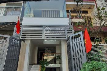 Cần cho thuê nhà mặt tiền đường Hà Tôn Quyền, 1 hầm, 5 lầu, sân thượng, tháng máy LH: 0982605639