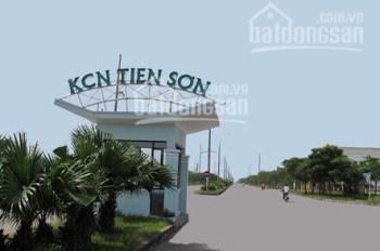 Chuyển nhượng 2 hec đất kèm nhà xưởng KCN Tiên Sơn, Bắc Ninh