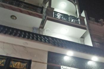 Bán nhà mới, đẹp 3 tấm rưỡi, Bùi Tư Toàn, Phường An Lạc, đường nội bộ 5m thông thoáng
