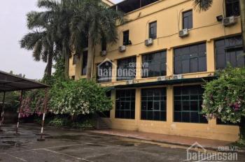 Chính chủ cho thuê nhà 3 tầng diện tích 2100 m2 mặt phố Kiều Mai, Phúc Diễn