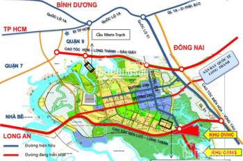 Bán đất nền dự án HUD, XD Hà Nội, Thành Hưng tại Nhơn Trạch, 0911 5050 68