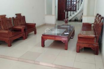 Cho thuê gấp nhà KĐT Đại Kim, gần Định Công đường Nguyễn Cảnh Dị, DT 55m2 x 4 tầng, ĐH, NL, 15tr