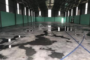 Bán nhà xưởng mới 100% tại phường Tân Định, TX Bến Cát 20x72m nhà xưởng rộng 1200m2 LH 0919014578