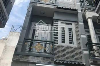 Vỡ nợ bán nhà ngay sát mặt tiền đường Nhật Tảo, 4,8m x 8,5m, trệt 2 lầu ST, giá 6.5 tỷ thương lượng