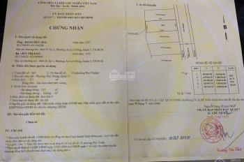 Bán đất mặt tiền kinh doanh phường Phú Thuận, Quận 7, liền kề Phú Mỹ Hưng giá đầu tư 0931139868