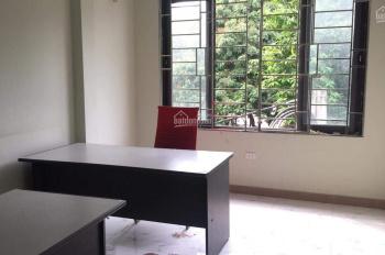 Cho thuê văn phòng trọn gói tại Văn Quán, Hà Đông, ô tô đỗ cửa. Mặt tiền 5m