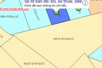 Đất LUC Phước Khánh, mặt tiền sông lớn, giá đầu tư
