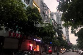 Cho thuê MBKD 126m2, 250m2 mặt phố Khương Trung, LH 0914.477.234