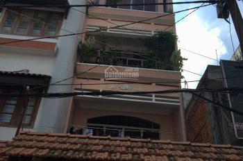 Nhà 4 lầu (3.4 * 10) Tạ Uyên, phường 6 quận 11, hẻm 7m xe tải 6.5 tỷ