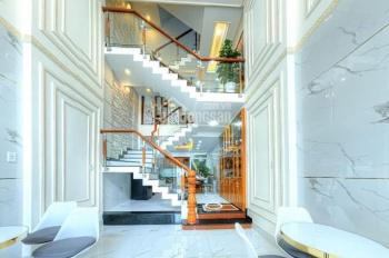 Bán gấp nhà mới xây, giá còn TL cho khách có thiện chí, nằm ngay đường An Dương Vương, Bình Tân