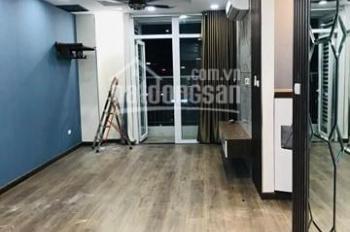 Cho thuê căn hộ chung cư A10 CT1 Nguyễn Chánh, 95m2, 2PN, 2VS, full nội thất. Giá: 14tr/tháng