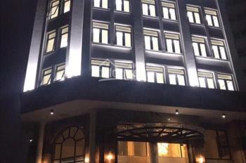 Cho thuê toà nhà mới xây tại Linh Đàm. Toà nhà 5 tầng, thang máy, thông sàn, diện tích SD 700m2