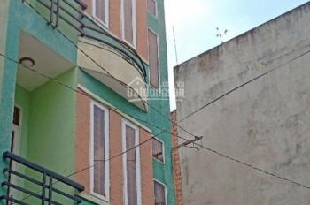 Siêu phẩm nhà hẻm đúc 3 tấm đường Thạch Lam, giá 5.3 tỷ