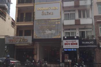 Cho thuê nhà mặt phố 273 Tôn Đức Thắng, diện tích 180m2 giá thuê chỉ 180tr/th có đàm phán