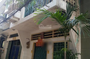 Bán nhà cấp 4, 1 sẹc hẻm thẳng, khu an ninh, sổ hồng hoàn công, CN 39m2