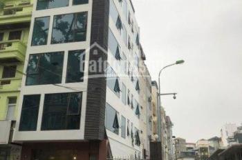 Cho thuê tòa nhà MP Giảng Võ DTSD 100m2x7 tầng, MT 6m, giá thuê 135 triệu/th. LH Mr Sơn 0968392334