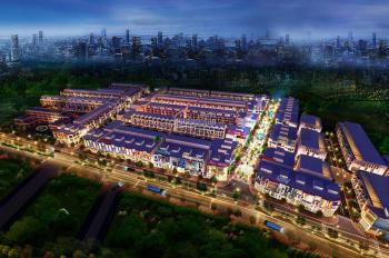 Chỉ 1 tỷ/nền tại khu phức hợp shopping giải trí - ẩm thực đầu tiên của thành phố cảng Phú Mỹ