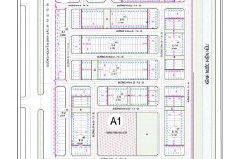 Đất Kim Long City E6 lô 1x kẹp cống giá 3 tỷ150 có TL liên hệ 0934.988.897