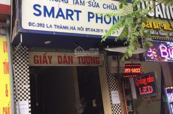 Chính chủ cho thuê nhà số 392 MP La Thành, diện tích 25m2x3 tầng + 1 hầm, giá 15 tr/tháng
