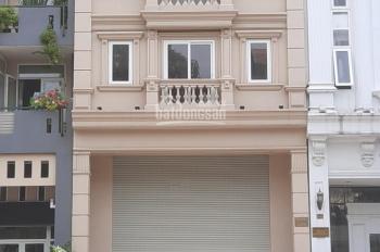 Cần cho thuê nhà phố Võ Văn Kiệt, phường Nguyễn Thái Bình, Quận 1. HCM