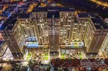 Bán gấp căn hộ Sài Gòn Mia 83m2, 3PN, giá 3,9 tỷ, tầng cao, nội thất cao cấp CĐT, LH 0946867694