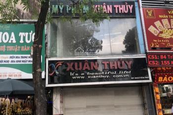 Nhà mặt phố trung tâm, đường Nguyễn Phong Sắc. DT 60m2 x 4 tầng, mặt tiền 5m, hè rất rộng