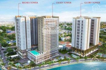 Cho thuê shophouse Richmond City Nguyễn Xí DT: 80 - 140m2 giá 35 - 75 triệu/tháng - 0938156415