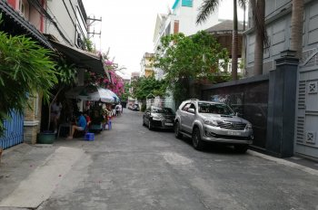 Bán nhà hẻm xe hơi Út Tịch Nguyễn Đình Khơi, P. 4, Tân Bình hẻm 10m DT 6x16m vuông vức giá 18 tỷ TL