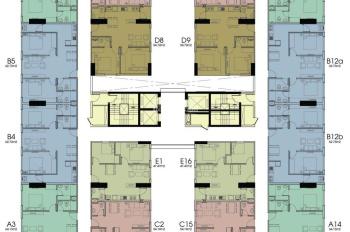 Căn hộ 63m2 block A1 giá chỉ 1tỷ450tr - bao thuế phí - hỗ trợ khách vay ngân hàng - LH 0919315005