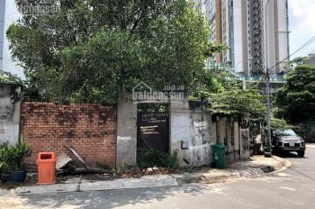 Bán khuôn đất 2MT đường Giang Văn Minh, P. An Phú, Q2 (15x20m, CN 260m2) giá 125 triệu/m