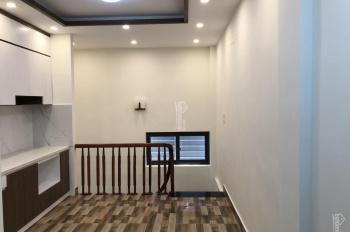 Bán nhà phân lô quân đội phố Yên Lạc, DT 45m2 x 5 tầng xây mới