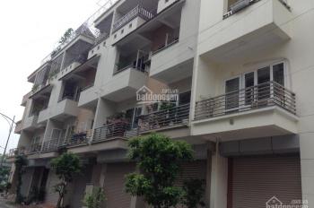 Cho thuê nhà liền kề 4 tầng, DT 83m2, hoàn thiện cơ bản, khu đô thị Văn Phú Hà Đông, 0967028228