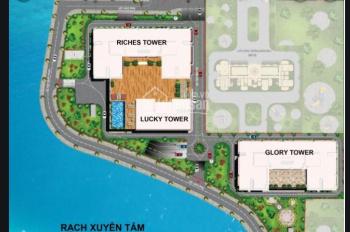 Cho thuê căn shophouse  mặt tiền ngang 9m tại khu Richmond City Nguyễn Xí, Bình Thạnh - 0938156415