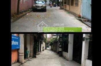 Cho thuê nhà rộng 70m2 x 4 tầng sân 30m2 mặt ngách ô tô đỗ cửa của ngõ 19 Trần Quang Diệu