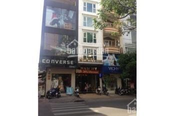 Cho thuê mặt tiền Bùi Thị Xuân, P. Bến Thành, Quận 1, DT 5x20m 5 tầng. Giá 80 triệu LH 0902862382
