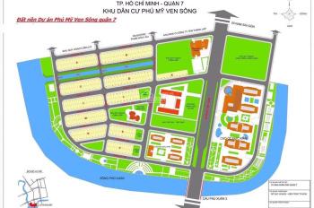 Đất đường nhựa 16 m sát bên khu chung cư Đức Khải. Ngang 5m dài 18m, 90 m2 đất xây dựng tự do