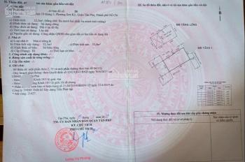 Bán nhà hẻm xe hơi giá rẻ đường Kênh 19/5, Tân Phú, 0902 854 456