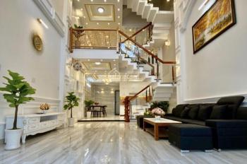 Bán nhà mới xây 2019 siêu đẹp 5 tầng, DTSD 360m2, khu vip Lê Văn Sỹ, Phường 1, Tân Bình