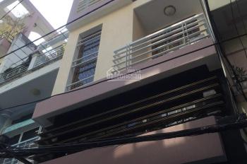 4 lầu hẻm 6m Thái Phiên, P8, Q11 (3.65* 15m) giá bán 6,8 tỷ